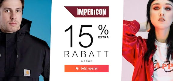 Impericon: 15% auf Sale