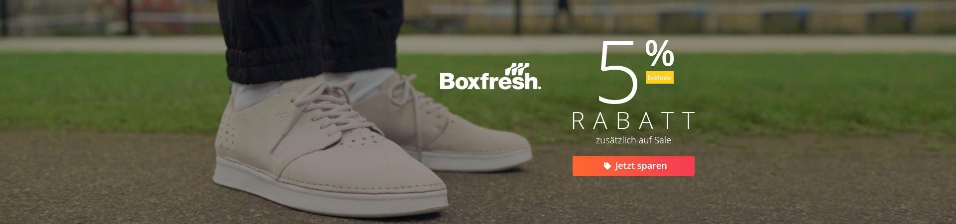 boxfresh 5%