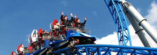 Die 10 beliebtesten Freizeitparks in Deutschland