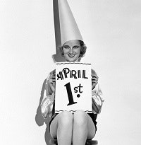 April, April! – 9 kreative Aprilscherze der letzten Jahre