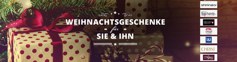 Weihnachtsgeschenke für Sie & Ihn