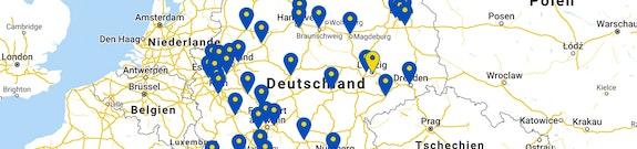 Ikea Standorte In Deutschland Karte Offnungszeiten