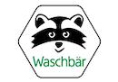 waschbär