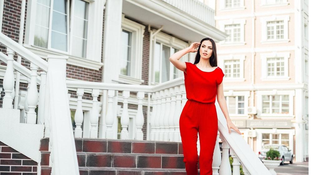 Fashion-Allrounder! Lange Jumpsuits für kalte Tage