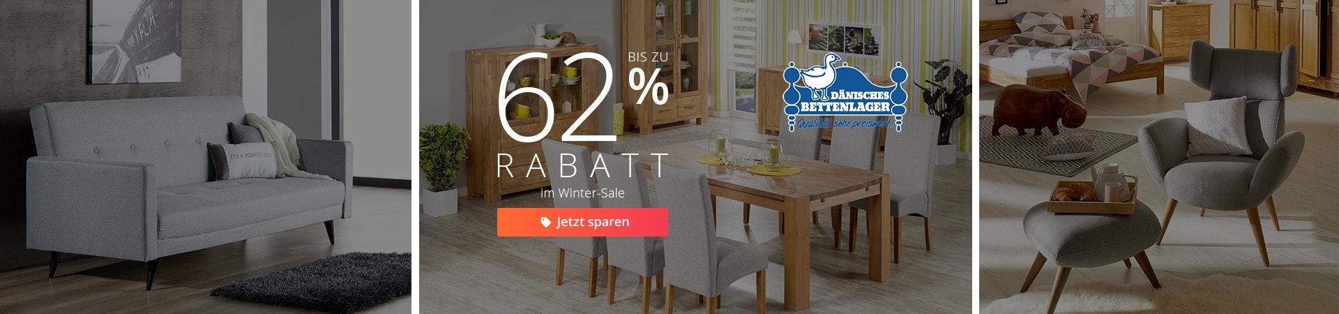 Dänisches Bettenlager Winter-Sale GP